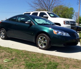 Pre-Owned Auto for sale 2006 Pontiac G6 GT