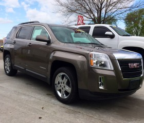 Pre-Owned Auto For Sale 2012 GMC TERRAIN SLT