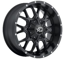DROPSTAR OFF ROAD 645B SATIN BLACK