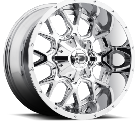 DROPSTAR OFF ROAD 645V PVD CHROME