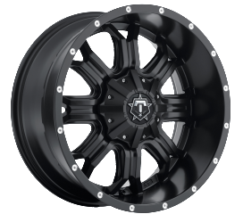 TIS OFF ROAD 535B SATIN BLACK