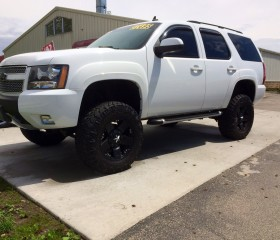 Pre-Owned Auto For Sale 2009 CHEVROLET TAHOE Z71 LTZ LIFTED